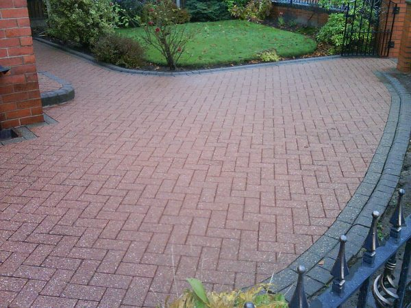 Driveway Cleaning Manchester