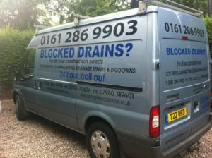 CCTV DRAIN SURVEYS MANCHESTER